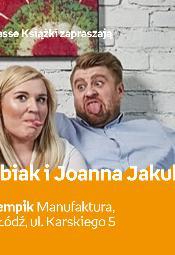 Spotkanie autoskie z Tomaszem Jakubiakiem i Joanną Jakubiak
