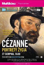 Wystawy na ekranie: Cezanne. Portrety życia
