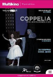 """""""Coppelia"""" z Teatru Bolszoj w Multikinie"""
