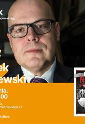 Marek Krajewski - spotkanie autorskie