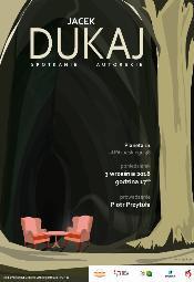 Jacek Dukaj - spotkanie autorskie