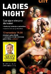 Ladies Night w Cinema City: Juliusz
