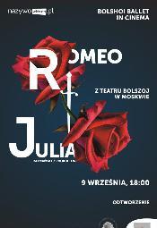 """""""Romeo i Julia"""" z Teatru Bolszoj w Multikinie"""