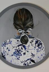 Kobiece formy - wystawa prac Mileny Brudkowskiej