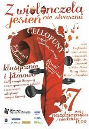 Koncert rodzinny Z wiolonczelą jesień nie straszna