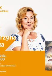 Katarzyna Droga - spotkanie autorskie