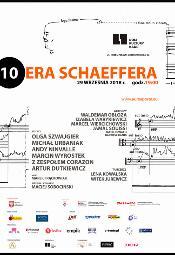 10. edycja Festiwalu ERA SCHAEFFERA