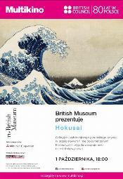 Wystawa na Wielkim Ekranie: Hokusai