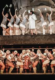 Nabucco - próba prasowa