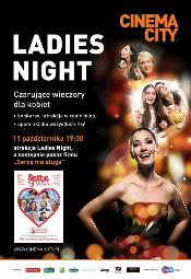"Ladies Night: Pokaz filmu ""Serce nie sługa """