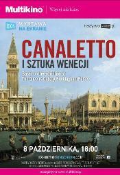 Wystawa na Wielkim Ekranie:  Canaletto i sztuka Wenecji