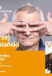 Andrzej Ziemiański - spotkanie autorskie