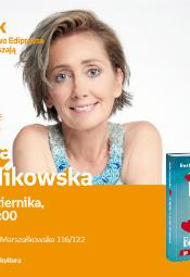 Beata Pawlikowska - spotkanie autorskie