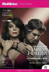 The Met Live in HD: Samson i Dalila