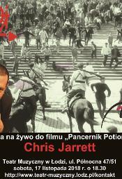 """""""Pancernik Potiomkin"""" i Chris Jarrett w Teatrze Muzycznym"""