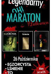 Legendarny OH! Maraton Halloween
