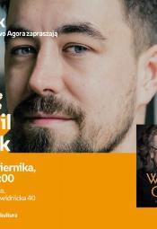 """Spotkanie z Kamilem Bałukiem wokół książki """"Wodecki. Tak mi wyszło"""""""
