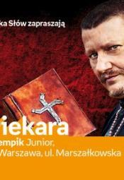 Spotkanie autorskie z Jackiem Piekarą