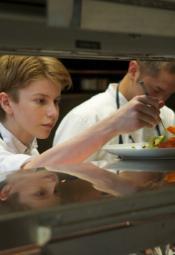 """""""Chef Flynn - najmłodszy kucharz świata"""" + kolacja w Hotelu Monopol"""