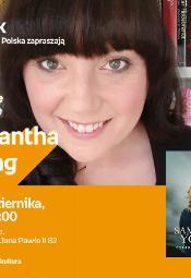 Spotkanie autorskie z Samanthą Young