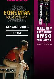 Bohemian Rhapsody - przedpremiera w Multikinie