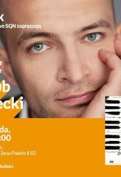 Jakub Małecki – spotkanie autorskie