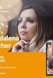 Magdalena Majcher – spotkanie autorskie