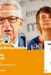 Zbigniew Lew-Starowicz, Krystyna Romanowska – spotkanie autorskie