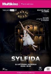 """""""Sylfida"""" z Teatru Bolszoj w Multikinie"""