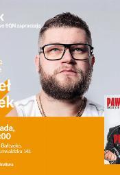 Paweł Fajdek - spotkanie autorskie