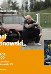 Michał Jesionowski - spotkanie autorskie