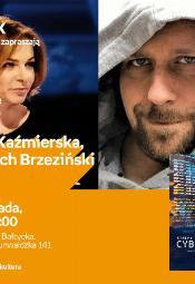 Agata Kaźmierska, Wojciech Brzeziński - spotkanie autorskie