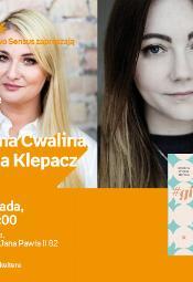 Karolina Cwalina, Paulina Klepacz - spotkanie autorskie