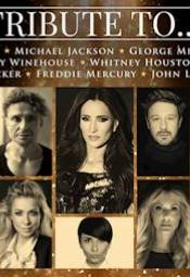 Tribute to... Prince, Michael Jackson, George Michael, Amy Winehouse, Whitney Houston, ...