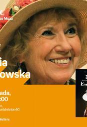 Emilia Krakowska - spotkanie autorskie