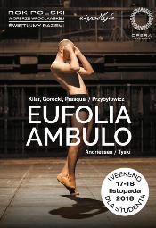 Eufolia/Ambulo - Weekend dla studenta w Operze Wrocławskiej