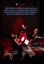 Droga do wolności - performance muzyczno-teatralny