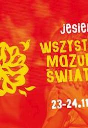 Festiwal Wszystkie Mazurki Świata 2018