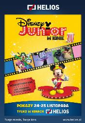 Disney Junior w Kinie 3