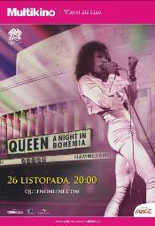 Queen: A night in Bohemia w Multikinie