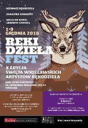 Ręki Dzieła Fest - zimowa edycja w kinie Nowe Horyzonty