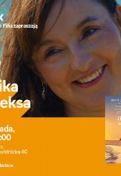 Monika A. Oleksa - spotkanie autorskie