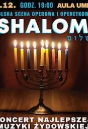 Shalom - Koncert Najlepszej Muzyki Żydowskiej