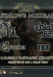 Metalowe Mikołajki: Helroth, Diaboł Boruta, Cronica