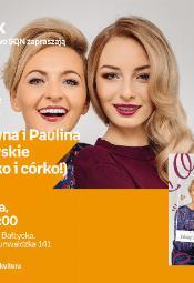 Katarzyna i Paulina Błędowskie - spotkanie autorskie
