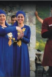 Muzyczne podróże - koncert gruzińsko-czeczeńskiego zespołu Pankisi Ensemble
