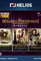 Maraton Władcy Pierścieni w kinach Helios