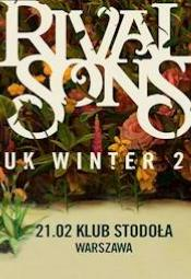 Rival Sons - Warszawa