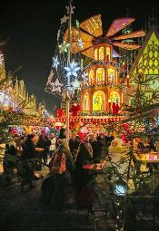 Inauguracja choinki na wrocławskim Rynku