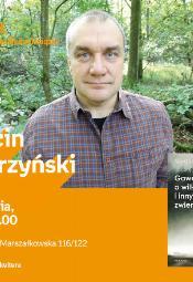 Marcin Kostrzyński - spotkanie autorskie
